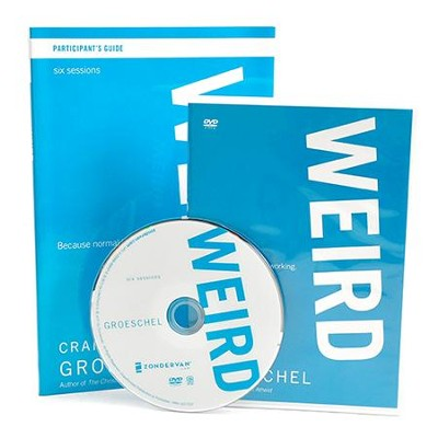 WEIRD Participant's Guide with DVD: Because Normal   Isn't Working   -     By: Craig Groeschel