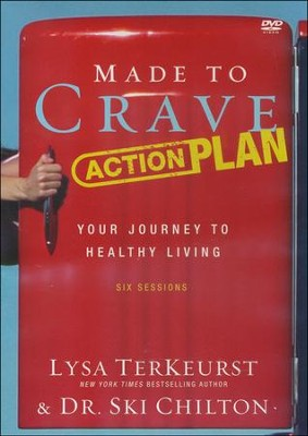 Made to Crave Action Plan DVD  -     By: Lysa TerKeurst, Dr. Ski Chilton