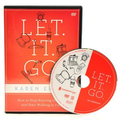 Let. It. Go.: A DVD Study: How to Stop Running the Show and Start Walking in Faith  -     By: Karen Ehman