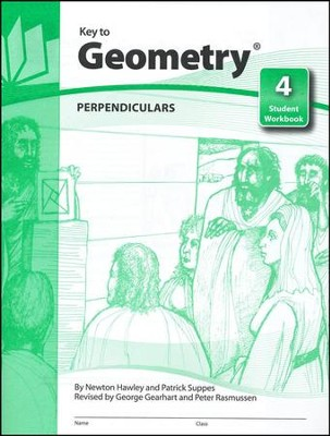 Key To Geometry, Book #4  - Slightly Imperfect  -