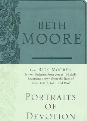 Portraits of Devotion   -     By: Beth Moore