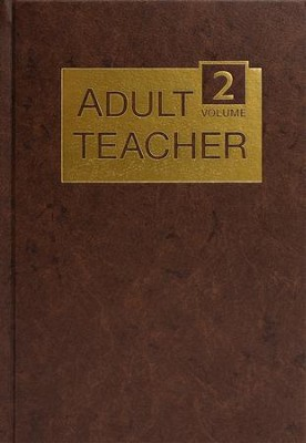 Adult Teacher: Adult Teacher - eBook  -