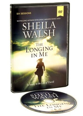 The Longing in Me: A DVD Study  -     By: Sheila Walsh