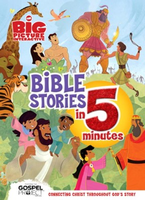 The Big Picture Interactive Bible Stories in 5 Minutes    -