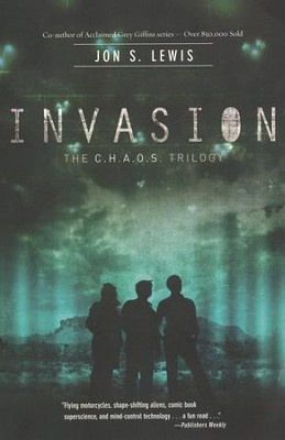 #1: Invasion: A C.H.A.O.S. Novel   -     By: Jon Lewis