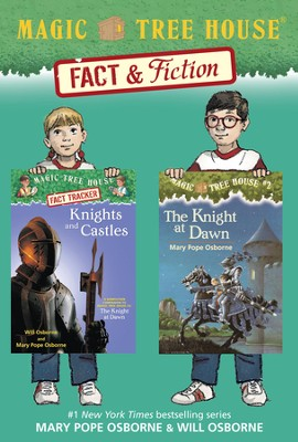 Magic Tree House Fact & Fiction: Knights / Combined volume - eBook  -     By: Mary Pope Osborne, Natalie Pope Boyce     Illustrated By: Sal Murdocca