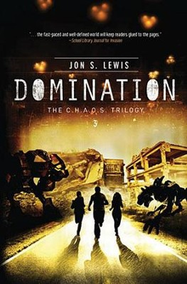 #3: Domination  -     By: Jon Lewis