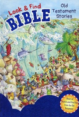 Look and Find Bible: Old Testament Stories  -     By: Gill Guile