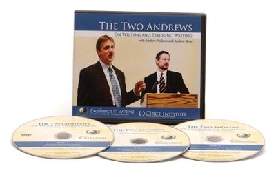 The Two Andrews: On Writing and Teaching Writing--DVDs   -     By: Andrew Kern, Andrew Pudewa