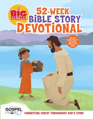 The Big Picture Interactive 52-Week Bible Story Devotional  -