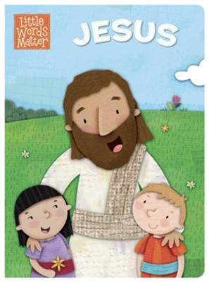 Jesus Board Book  -     Illustrated By: Holli Conger