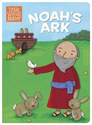 Noah's Ark Boardbook   -     Illustrated By: Holli Conger