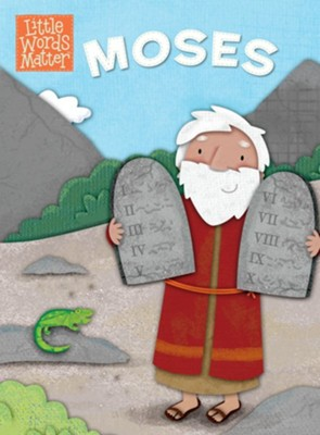 Moses Board Book  -