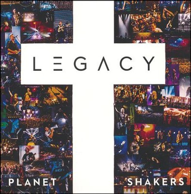 Legacy CD/DVD   -     By: Planetshakers