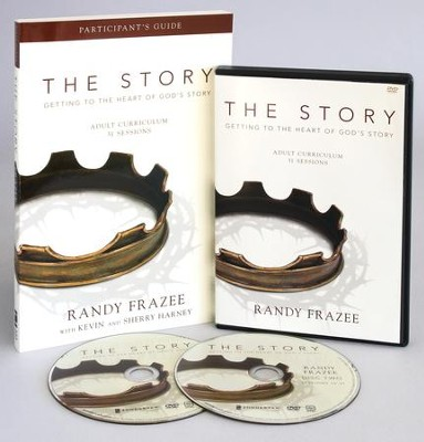 The Story Participant's Guide with DVD   -     By: Randy Frazee