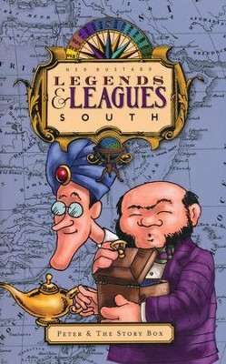 Legends & Leagues South Storybook   -     By: Ned Bustard