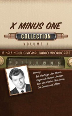 X Minus One Collection, Volume 1 - 12 Original Radio Broadcasts on CD  -