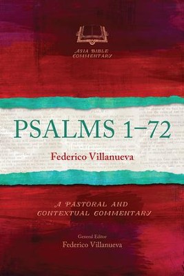 Psalms 1-72 (Old Testament, Wisdom, Poetry,)  -     By: Federico Villanueva