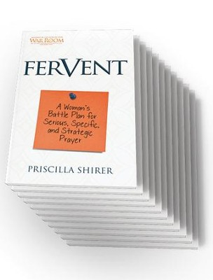 Fervent, Pack of 10   -