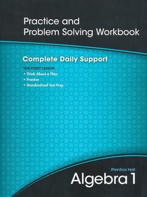 Prentice Hall Algebra Student Workbook: 9780133688771 ...