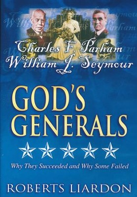 God's Generals, Volume 4: Parkham & Seymour, DVD   -     By: Roberts Liardon