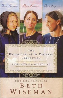 The Daughters of the Promise, 3-in-1 Collection  -     By: Beth Wiseman