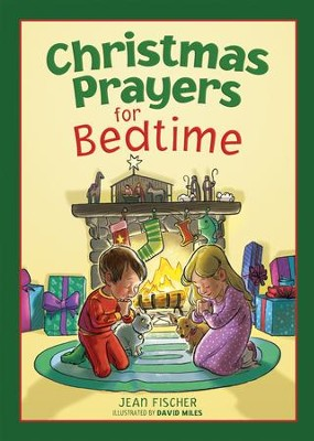 Christmas Prayers for Bedtime - eBook  -     By: Jean Fischer