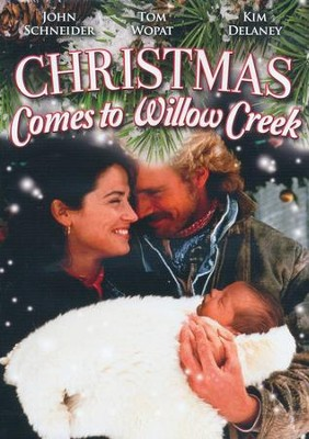 Christmas Comes to Willow Creek, DVD   -