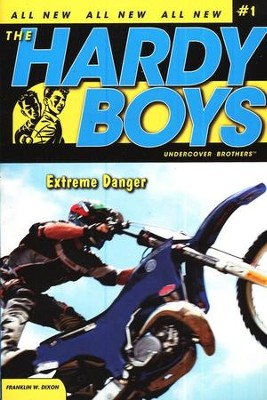#1: The Hardy Boys Undercover Brothers: Extreme Danger   -     By: Franklin W. Dixon