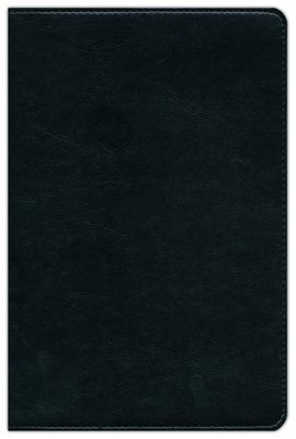 ESV Waterproof Bible, Black Imitation Leather  -
