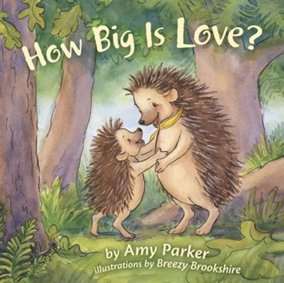 How Big Is Love?  -     Narrated By: Breezy Brookshire     By: Amy Parker