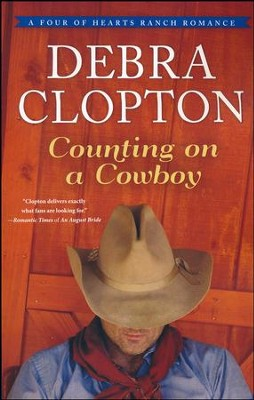 #2: Counting on a Cowboy  -     By: Debra Clopton