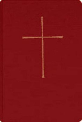 Book of Common Prayer Chapel Edition: Red Hardcover  -