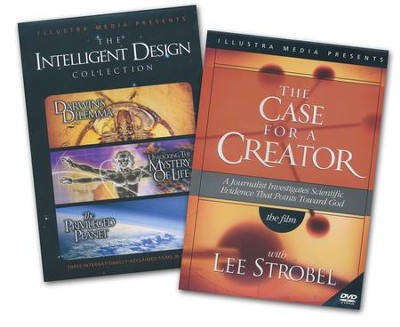The Intelligent Design Collection/The Case for a Creator, DVDs   -