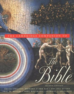 The Cambridge Companion to the Bible, Second Edition   -