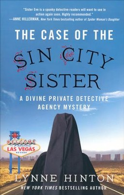 Case of the Sin City Sister, Divine Private Agency Series #2   -     By: Lynne Hinton
