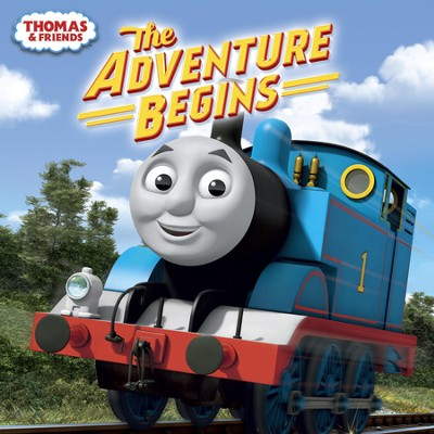 Thomas and Friends: The Adventure Begins (Thomas & Friends) - eBook  -     By: Random House