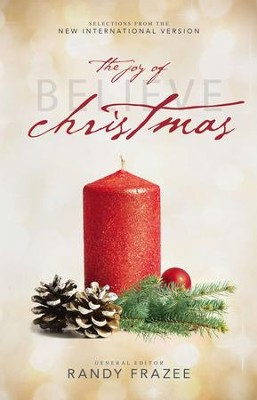 Believe: The Joy of Christmas - eBook  -     By: Randy Frazee