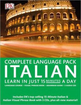 Complete Language Pack: ITALIAN   -