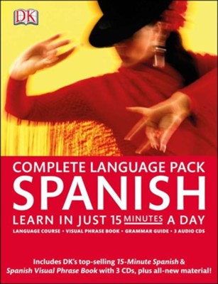 Complete Language Pack: SPANISH   -