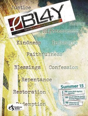 Bible Lessons for Youth Summer 2015 Leader - eBook  -     By: Tim Gossett, Michael S Poteet, Julie Conrady, Andrea Murdock