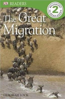 DK Reader Level 2: Great Migration  -