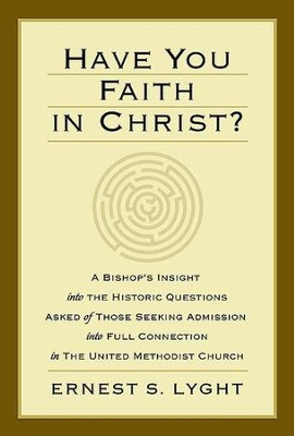 Have You Faith in Christ?                                       -     By: Ernest S. Lyght