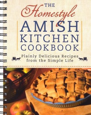 The Homestyle Amish Kitchen Cookbook   -     By: Georgia Varozza