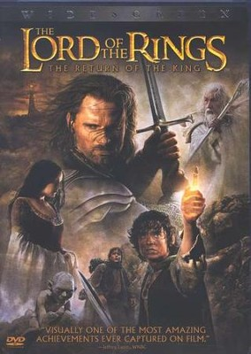 The Lord of the Rings: The Return of the King, DVD   -