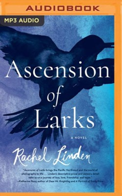 Ascension of Larks - unabridged audio book on MP3-CD  -     By: Rachel Linden