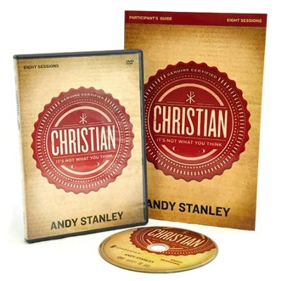 Christian Study Guide with DVD: It's Not What You Think  -     By: Andy Stanley