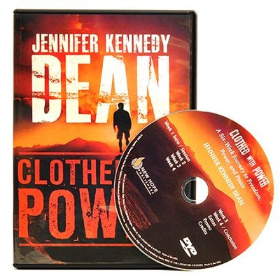 Clothed with Power DVD  -     By: Jennifer Kennedy Dean