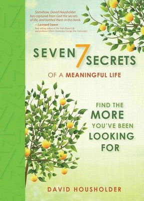 Seven Secrets of a Meaningful Life: Find The More You've Been Looking For - eBook  -     By: David Housholder