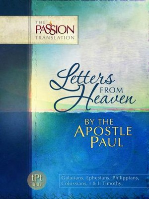 Letters from Heaven By The Apostle Paul - eBook  -     By: Brian Simmons